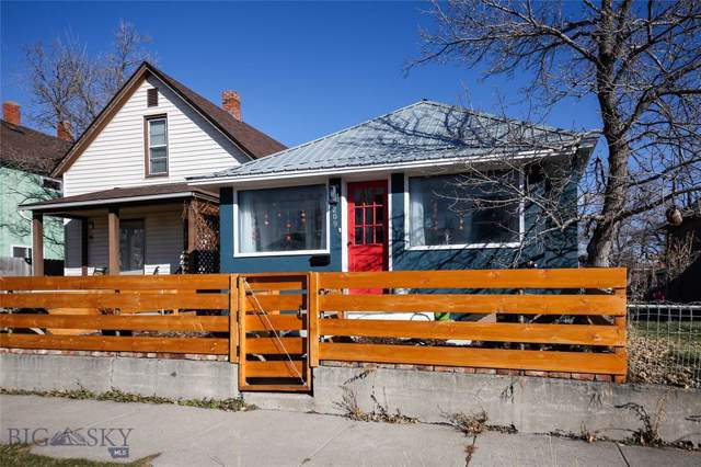 209 S C Street, Livingston, MT 59047 (MLS #340712) :: Black Diamond Montana