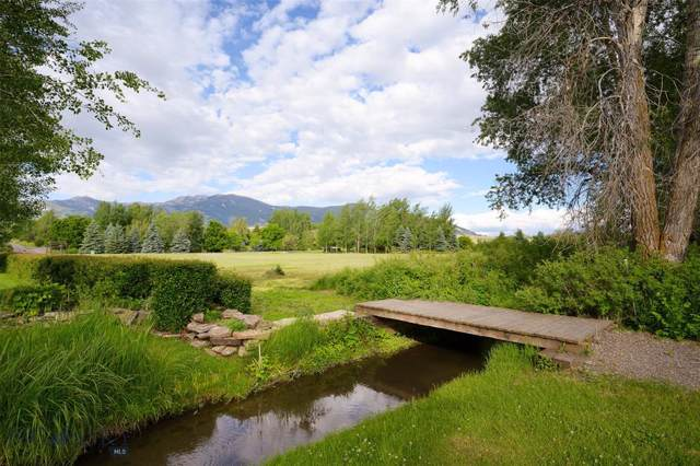 Lot 118 Stonegate Drive, Bozeman, MT 59715 (MLS #340715) :: Hart Real Estate Solutions
