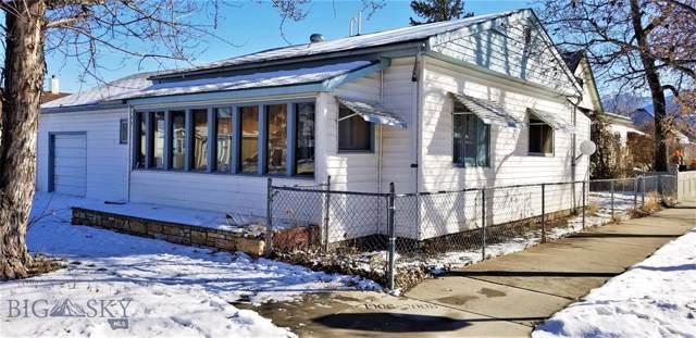 702 E Callender, Livingston, MT 59047 (MLS #340721) :: Hart Real Estate Solutions