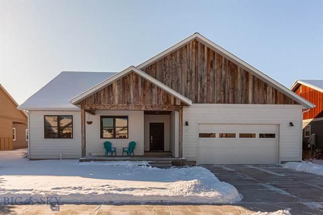 70 Granite Peak, Bozeman, MT 59718 (MLS #340726) :: Hart Real Estate Solutions
