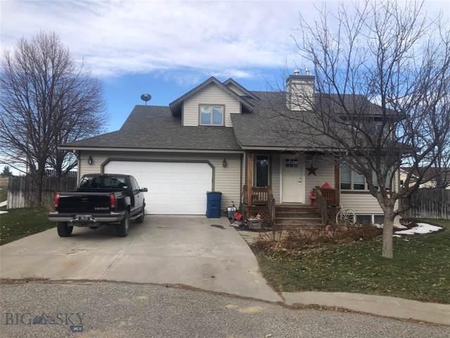 106 E Boulder Ct, Big Timber, MT 59011 (MLS #340728) :: Hart Real Estate Solutions