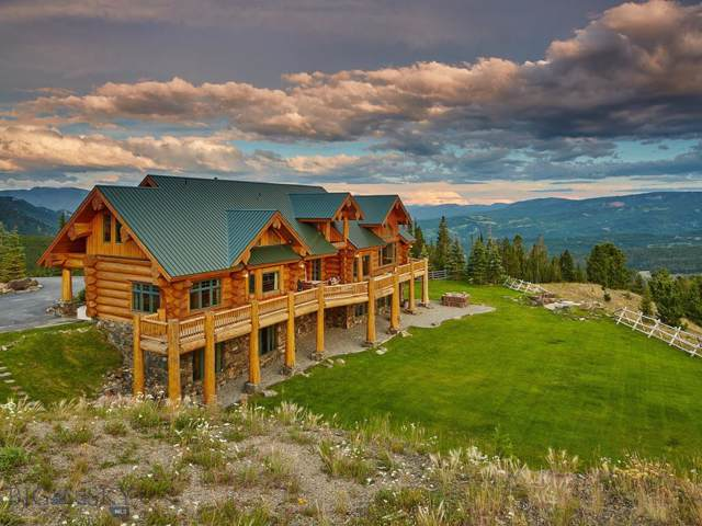 1320 Old Toby Road, Big Sky, MT 59716 (MLS #340739) :: Black Diamond Montana