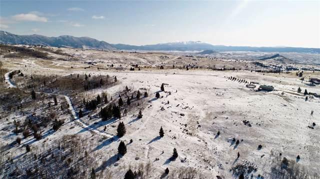 tbd Bull Run Gulch Road, Butte, MT 59701 (MLS #340748) :: Black Diamond Montana