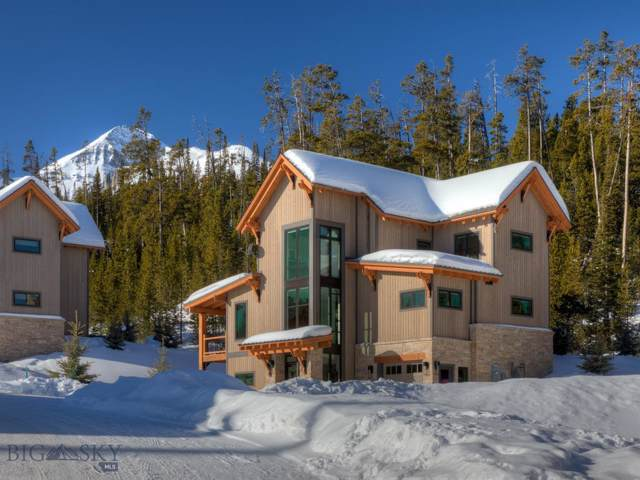 8 Claim Jumper Road, Big Sky, MT 59716 (MLS #340754) :: Hart Real Estate Solutions
