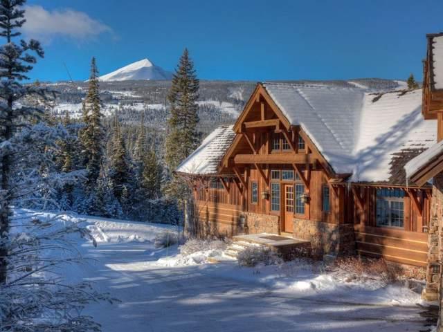 220 Wildridge Fork, Big Sky, MT 59716 (MLS #340757) :: Hart Real Estate Solutions
