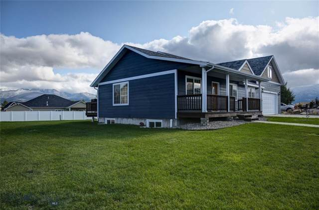 806 Nebula Street, Livingston, MT 59047 (MLS #340758) :: Hart Real Estate Solutions