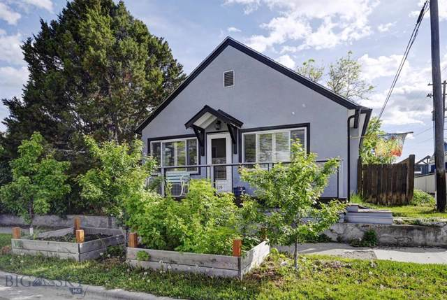 119 N N G Street N, Livingston, MT 59047 (MLS #340767) :: Hart Real Estate Solutions