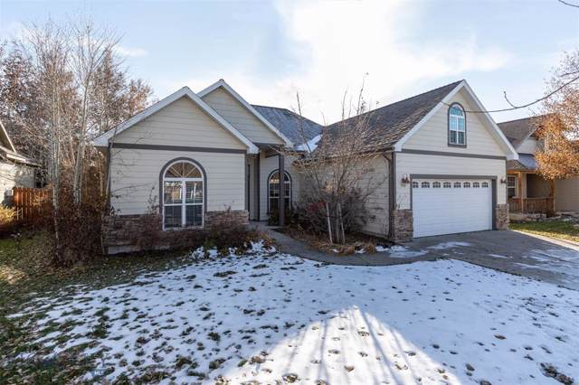 3158 Lily, Bozeman, MT 59718 (MLS #340774) :: Hart Real Estate Solutions