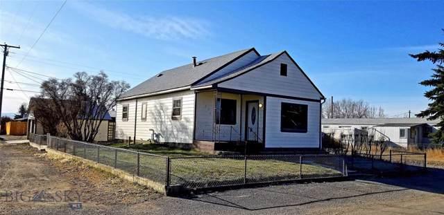 1836 C Street, Butte, MT 59701 (MLS #340775) :: Black Diamond Montana