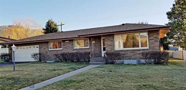 3410 Saint Ann, Butte, MT 59701 (MLS #340783) :: Black Diamond Montana