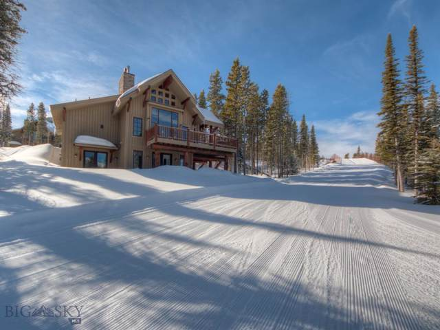 44 Cowboy Heaven, Big Sky, MT 59716 (MLS #340784) :: Hart Real Estate Solutions