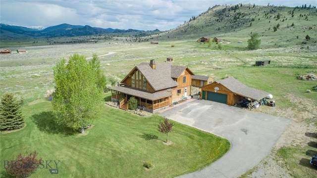 125 Bald Eagle Road, McAllister, MT 59740 (MLS #340785) :: Black Diamond Montana