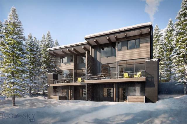 4B Treeline Springs Road, Big Sky, MT 59716 (MLS #340787) :: Hart Real Estate Solutions