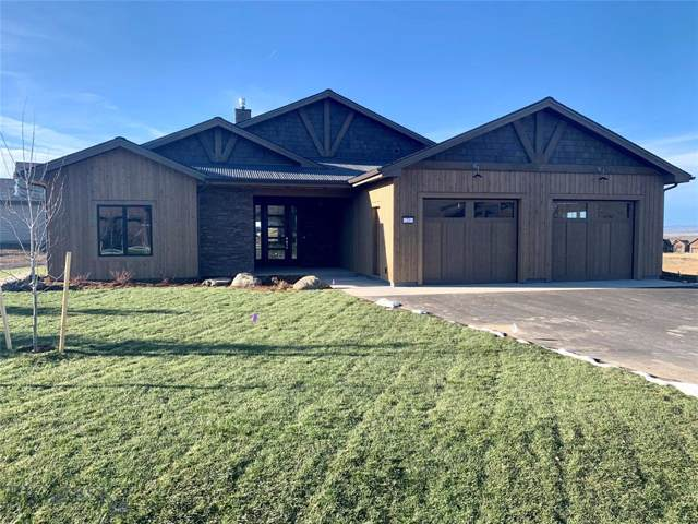 23 Wickwire Way, Bozeman, MT 59718 (MLS #340820) :: Black Diamond Montana