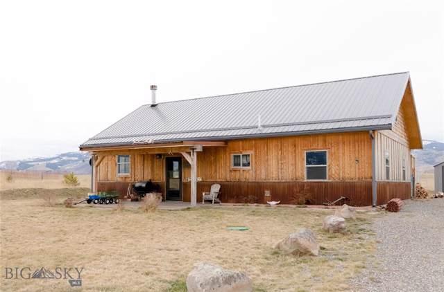 39 Rosey Lane, Livingston, MT 59047 (MLS #340830) :: Hart Real Estate Solutions