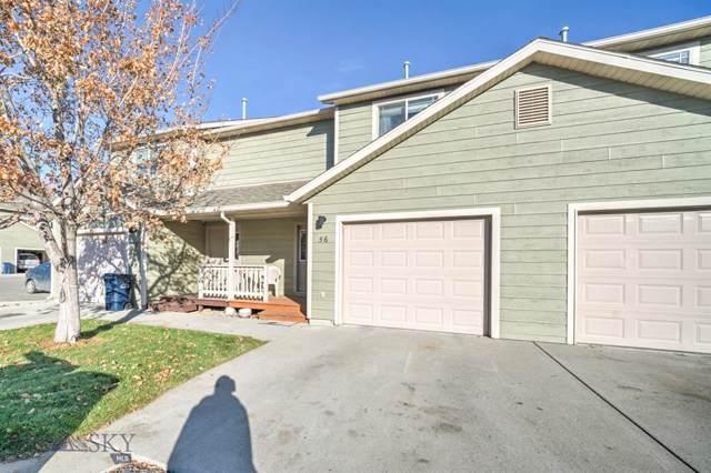515 Michael Grove Avenue #56, Bozeman, MT 59718 (MLS #340835) :: Hart Real Estate Solutions