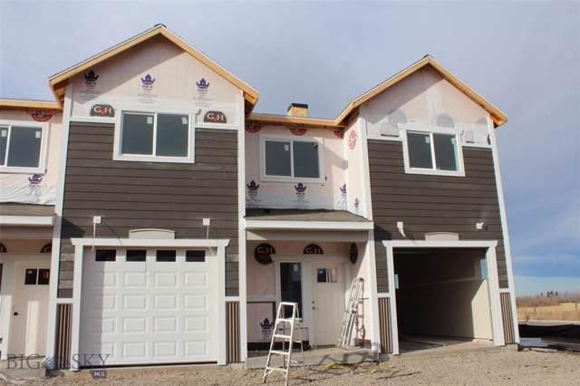 1245 Baxter Creek Way C, Bozeman, MT 59718 (MLS #340847) :: Hart Real Estate Solutions