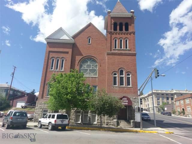 201 W Broadway, Butte, MT 59701 (MLS #340853) :: Montana Life Real Estate