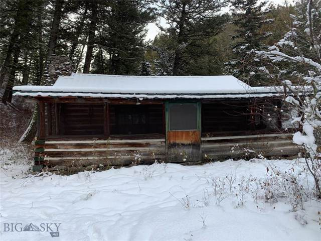 0000 Big Creek, Emigrant, MT 59027 (MLS #340860) :: Hart Real Estate Solutions