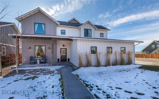 1220 Alder Creek Drive, Bozeman, MT 59715 (MLS #340882) :: Hart Real Estate Solutions