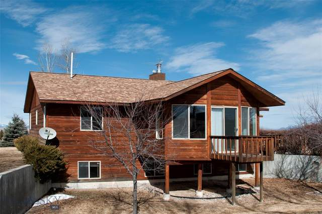 82 Badger Run, Dillon, MT 59725 (MLS #340885) :: Hart Real Estate Solutions