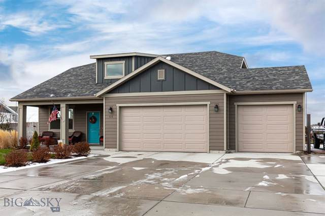 65 Stewart Loop, Bozeman, MT 59718 (MLS #340887) :: Hart Real Estate Solutions