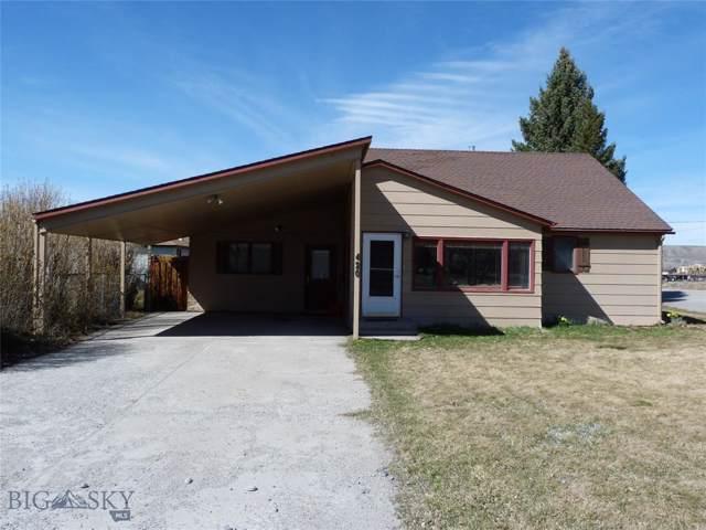420 E 2nd, Big Timber, MT 59011 (MLS #340891) :: Black Diamond Montana