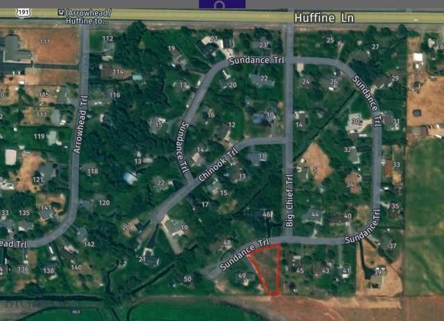 TBD Sundance Trail, Bozeman, MT 59718 (MLS #340897) :: Hart Real Estate Solutions