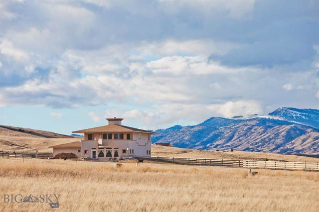 9 Painted Lance Trail, Livingston, MT 59047 (MLS #340898) :: Hart Real Estate Solutions