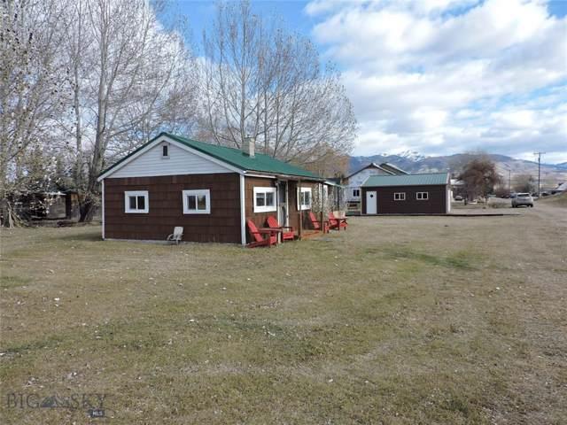 300 N George, Twin Bridges, MT 59754 (MLS #340902) :: Hart Real Estate Solutions