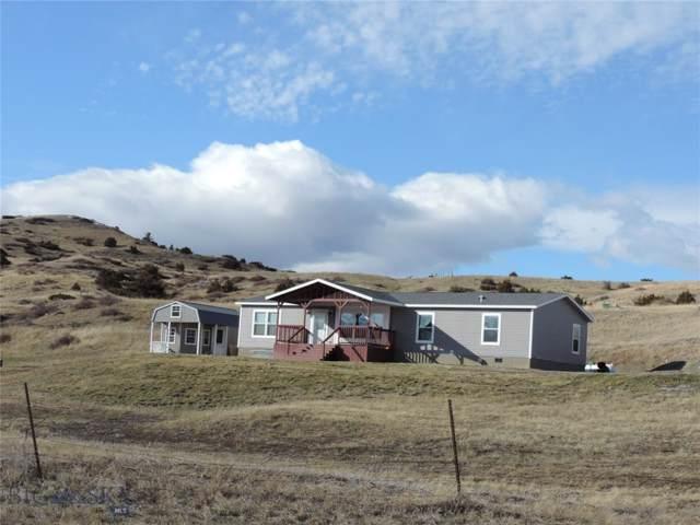80 Lower Deer Creek, Big Timber, MT 59011 (MLS #340908) :: Hart Real Estate Solutions