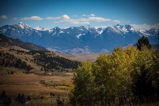 TBD Trail Creek Road, Bozeman, MT 59715 (MLS #340920) :: Black Diamond Montana