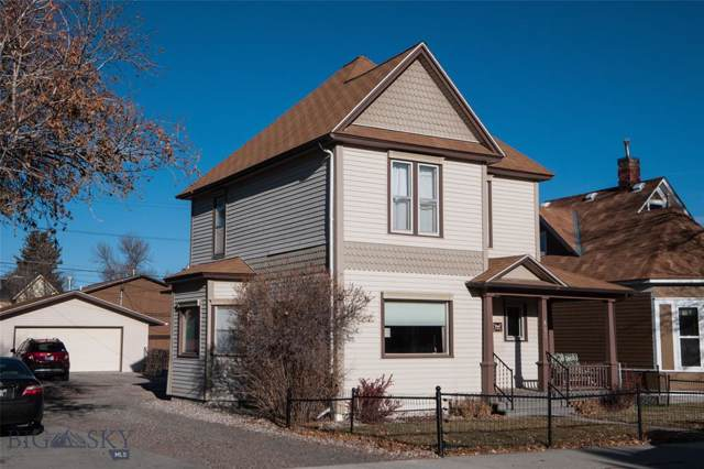 415 S Washington Street, Dillon, MT 59725 (MLS #340924) :: Black Diamond Montana