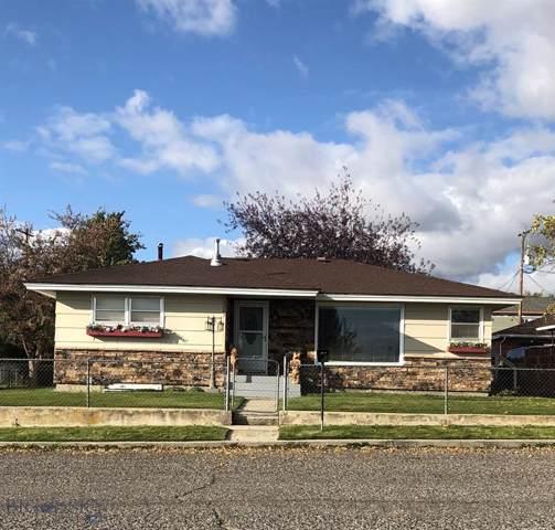 3107 Yale Avenue, Butte, MT 59701 (MLS #340928) :: Black Diamond Montana