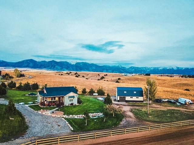 280 Pheasant Lane, Belgrade, MT 59714 (MLS #340931) :: Black Diamond Montana