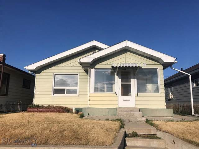 2064 Roberts, Butte, MT 59701 (MLS #340944) :: Black Diamond Montana