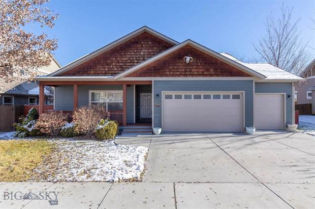 1068 New Holland Drive, Bozeman, MT 59718 (MLS #340961) :: Hart Real Estate Solutions