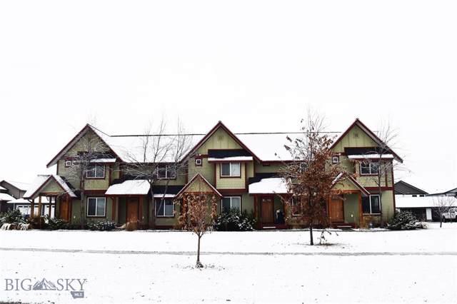 445 Ferguson Avenue C, Bozeman, MT 59718 (MLS #340965) :: Hart Real Estate Solutions