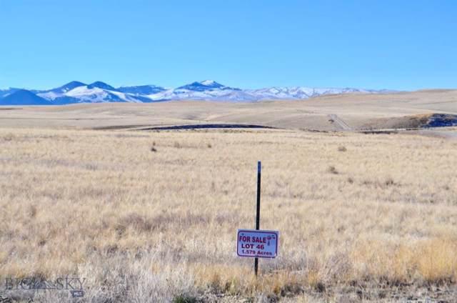 Lot 46 Sweetwater Estates Drive, Dillon, MT 59725 (MLS #340978) :: Black Diamond Montana