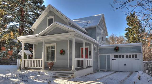 607 S Willson, Bozeman, MT 59715 (MLS #340995) :: Black Diamond Montana