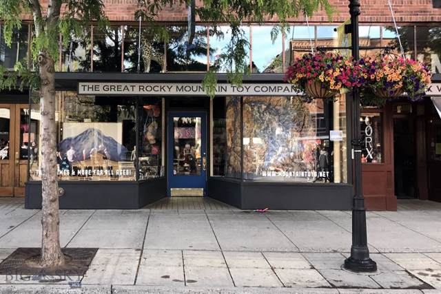 TBD Downtown Bozeman Business For Sale, Bozeman, MT 59715 (MLS #341021) :: Hart Real Estate Solutions