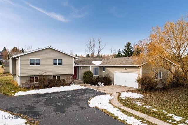 1408 Bluebird Lane, Bozeman, MT 59715 (MLS #341027) :: Hart Real Estate Solutions