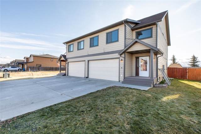 1211 Idaho Street A, Belgrade, MT 59714 (MLS #341031) :: Hart Real Estate Solutions