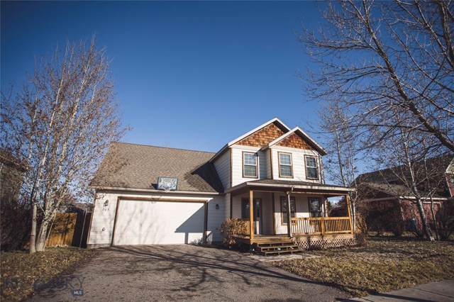 805 Las Campanas Drive, Belgrade, MT 59714 (MLS #341036) :: Hart Real Estate Solutions