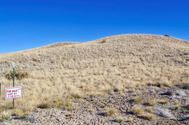 Lot 43 Sweetwater Estates Drive, Dillon, MT 59725 (MLS #341069) :: Black Diamond Montana