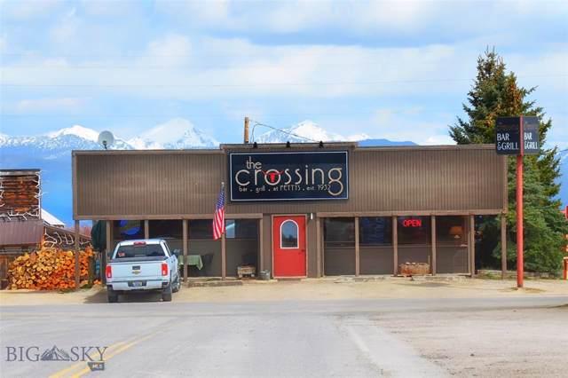 327 County Road, Wisdom, MT 59761 (MLS #341071) :: Montana Life Real Estate
