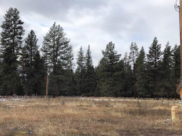 3209 Hwy 83 N, Seeley Lake, MT 59868 (MLS #341078) :: Black Diamond Montana
