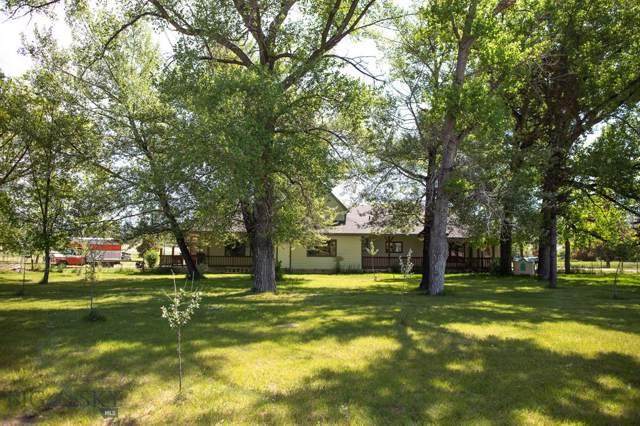 12450 Clarkston Road, Three Forks, MT 59752 (MLS #341082) :: Hart Real Estate Solutions