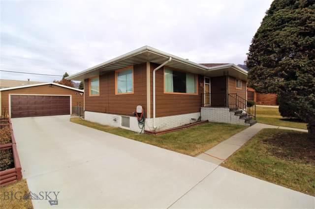 3225 Moulton, Butte, MT 59701 (MLS #341090) :: Hart Real Estate Solutions