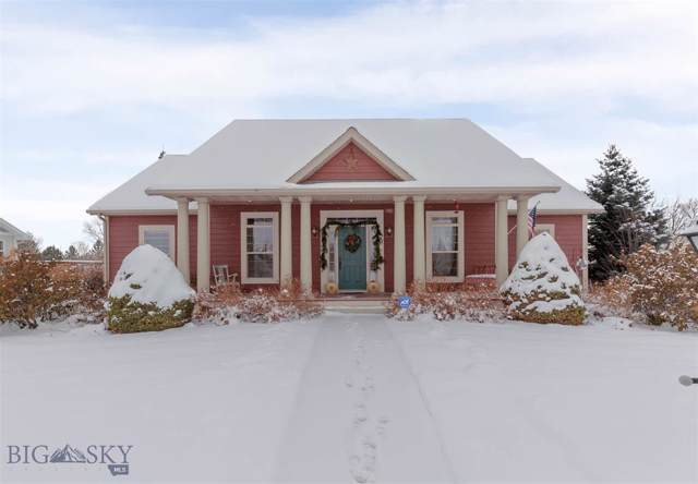 250 Milestone Drive, Belgrade, MT 59714 (MLS #341094) :: Hart Real Estate Solutions